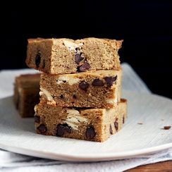 The Ingredient You Need for Richer, Nuttier Blondies
