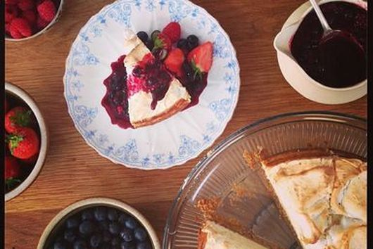 Put a Filter On It: Red, White, and Blue Desserts