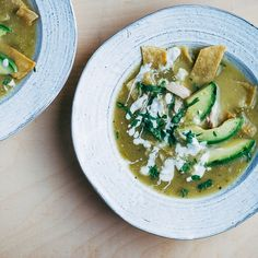 The 2 Guiding Principles of Soup (& a Recipe for Tomatillo Tortilla Soup)