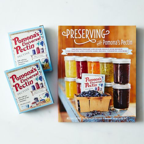 Preserving with Pomona's Pectin & Pectin (2 Boxes)