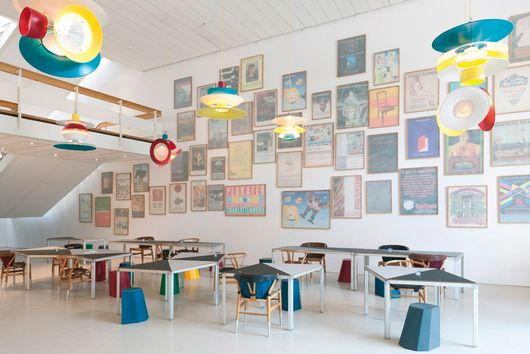 The Italian Design Group Behind the Bright, Whimsical Look You're Seeing Everywhere