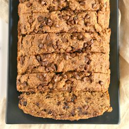 Ultimate Healthy Chocolate Chip Banana Bread