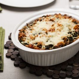 Super Greens Pasta Bake