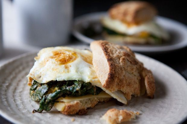 Breakfast Sandwich from Food52