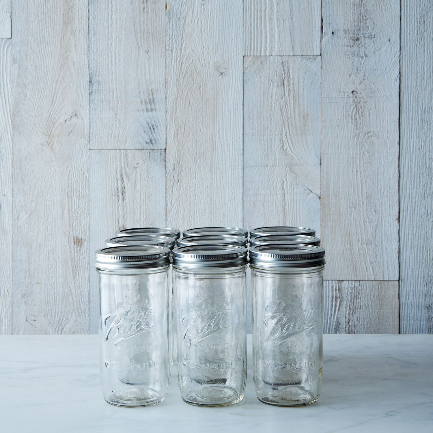 Ball 1 5 Pint Wide Mouth Canning 9 Jars On Food52