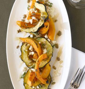 Honey Roasted Squash