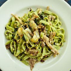 Stinging Nettle Pasta