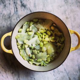 Melt-in-Your-Mouth Butter Beans