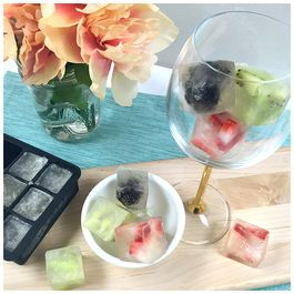 Spiked Fruit Cubes