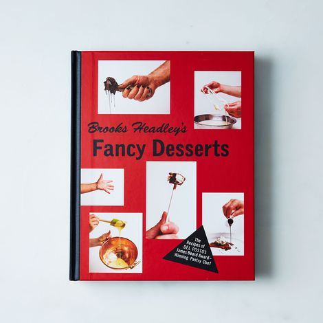 Brooks Headley's Fancy Desserts, Signed Copy