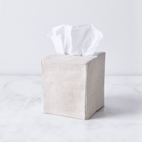 Linen Tissue Box