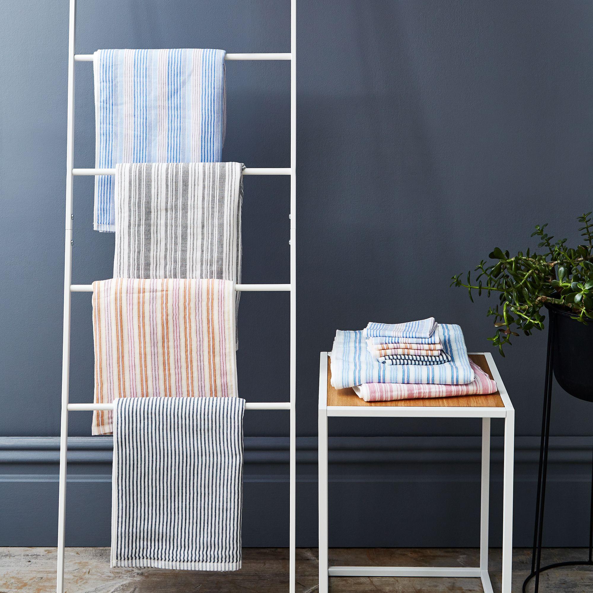 Shirt Stripe Japanese Bath Towels on Food52