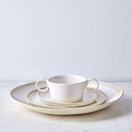 Handmade Raw Edge Dinnerware