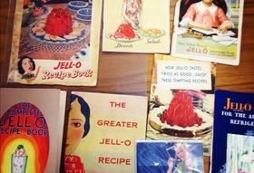 Fancy Jell-O During the Great Depression