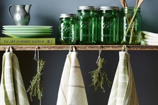 Recipes for Our Green Collection