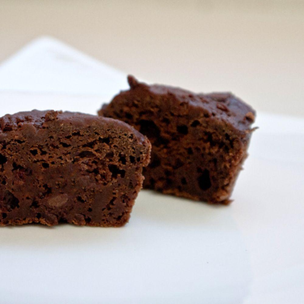 Healthy dark chocolate brownie bites Recipe on Food52