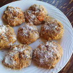 Sweet Potato Chocolate Chip Cookies {revise}