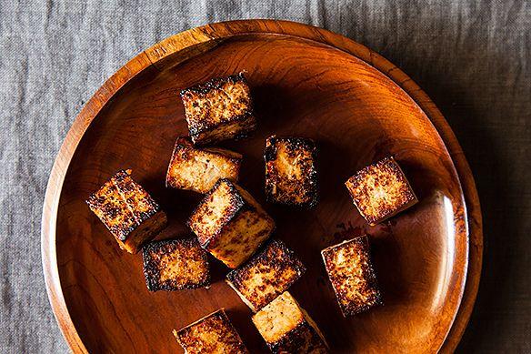 Japanese-Style Fried Tofu