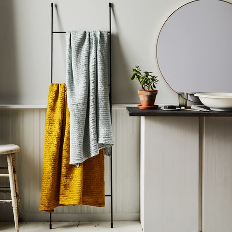 Modern Thin Towel Ladder