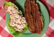 Bacon, Lettuce and Tomato/Mayo