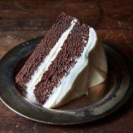 85c58d8e 33d8 4d54 808b 296ce2c9ca58  damp dark molasses gingerbread cooked cream cheese frosting cake food52 mark weinberg 14 11 21 0669