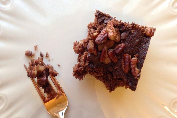 Monadnoch Bars (or, Nana's Decadent Date Cake)