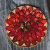 classic strawberry tart