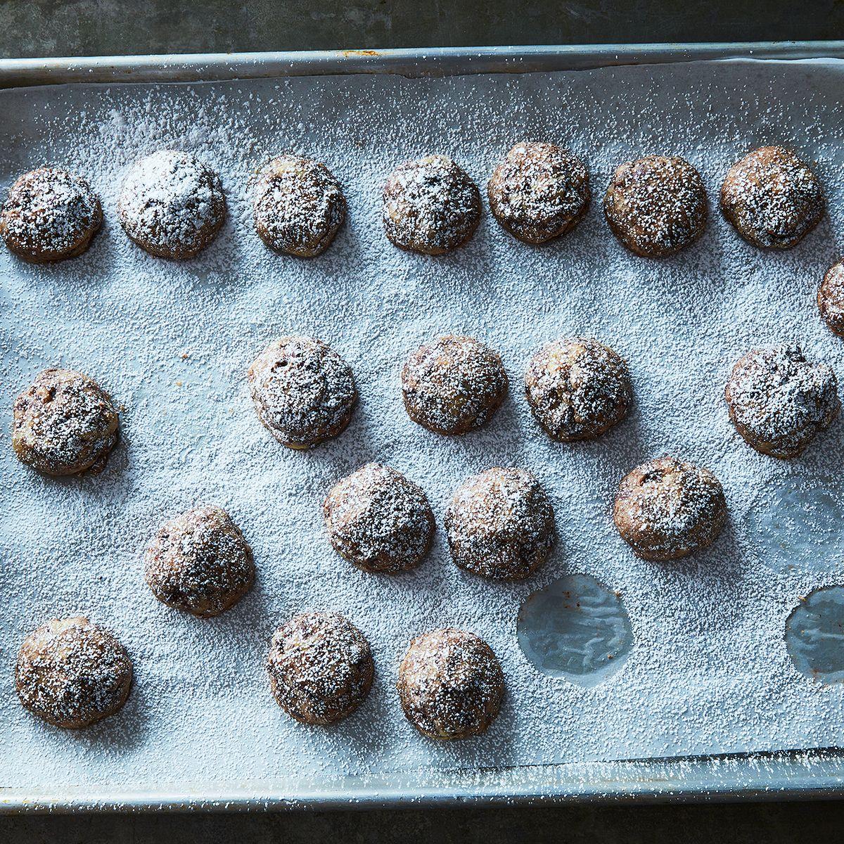 Chocolate Tea Cakes Recipe on Food52