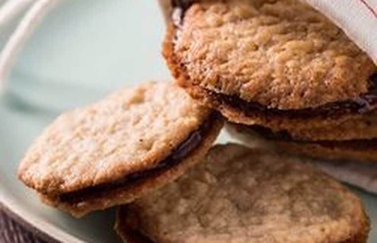 Brussels Cookies, Made Virtuous At Home