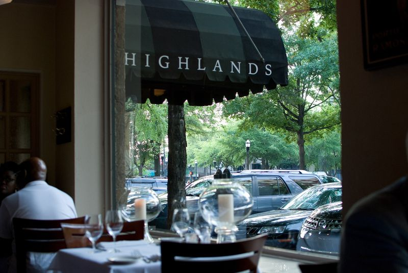 Highlands Bar and Brill in Birmingham, AL, via Flickr.