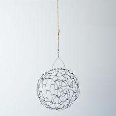 Spherical Hanging Basket