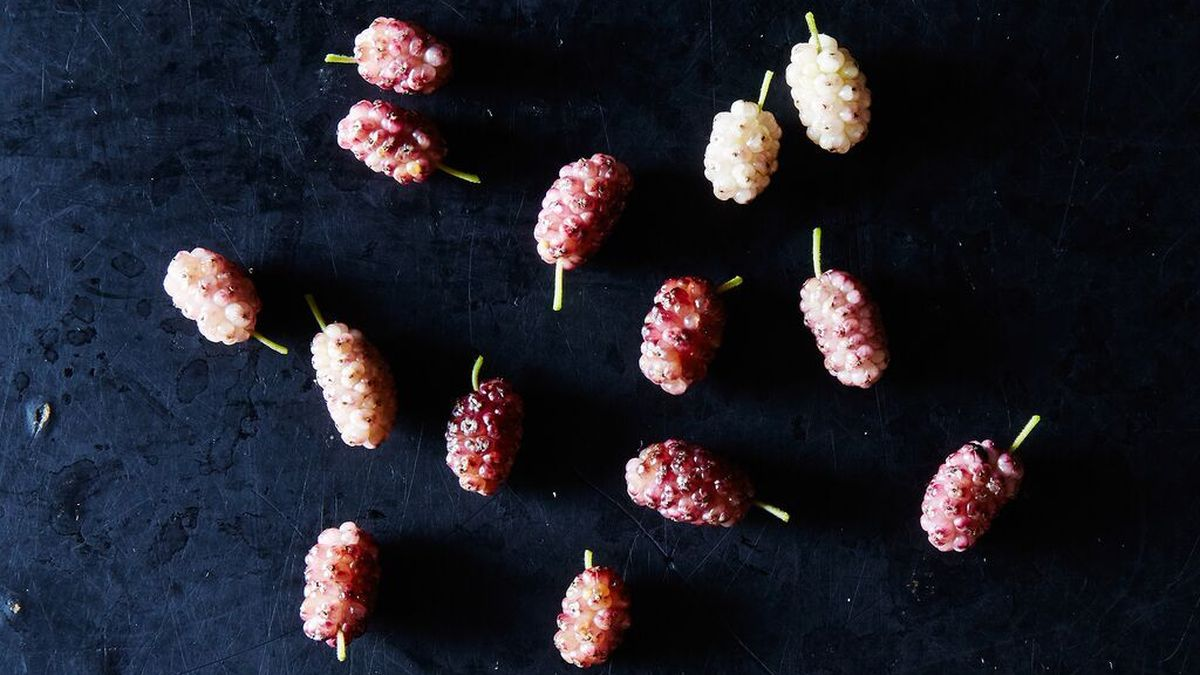 All About Foraged Fruit How To Find And Use Mulberries