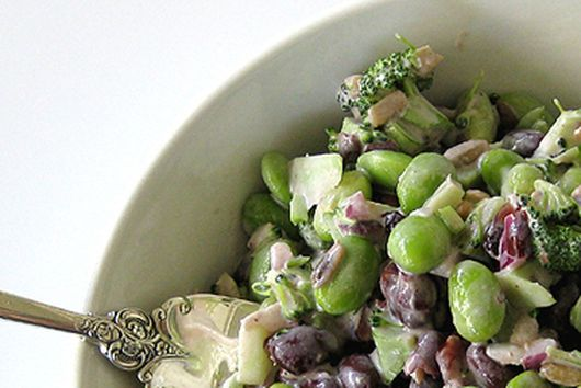 Broccoli-Bean Salad