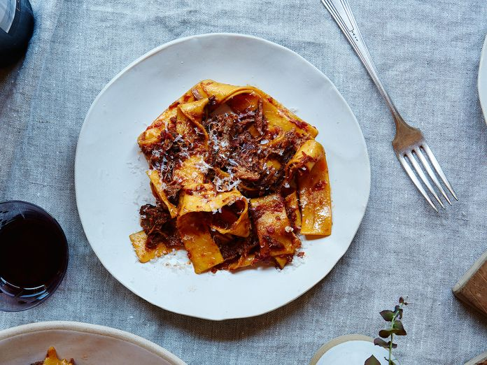 Ragu is Your Excuse to Stay in & Cook on New Year's Eve