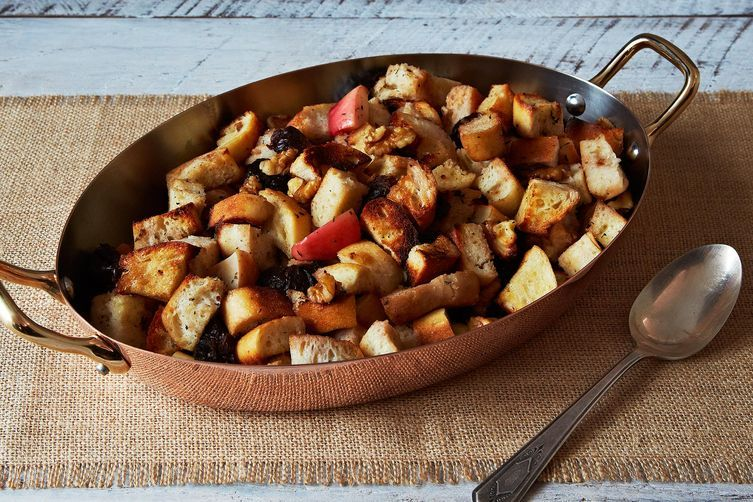 Prune and Apple Stuffing on Food52