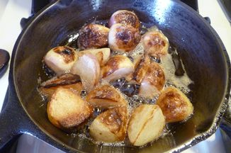 Browned Butter Baby Turnips Recipe on Food52