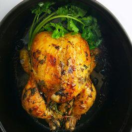 Pho Roast Chicken