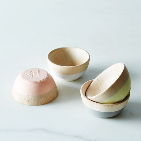 Mini Bowls (Set of 4)