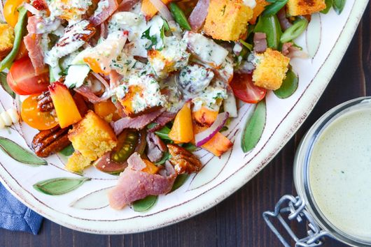 Southern summer salad