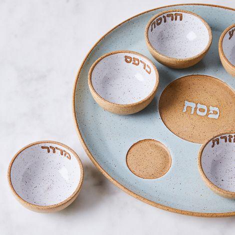 Handmade Seder Plate