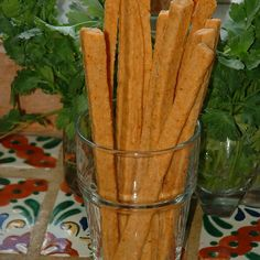 Spring Hill Ranch's Cheddar Cheese Straws