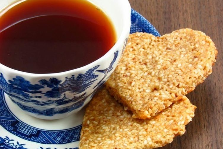 Honey Sesame Crisps - Glutenfree & Eggless