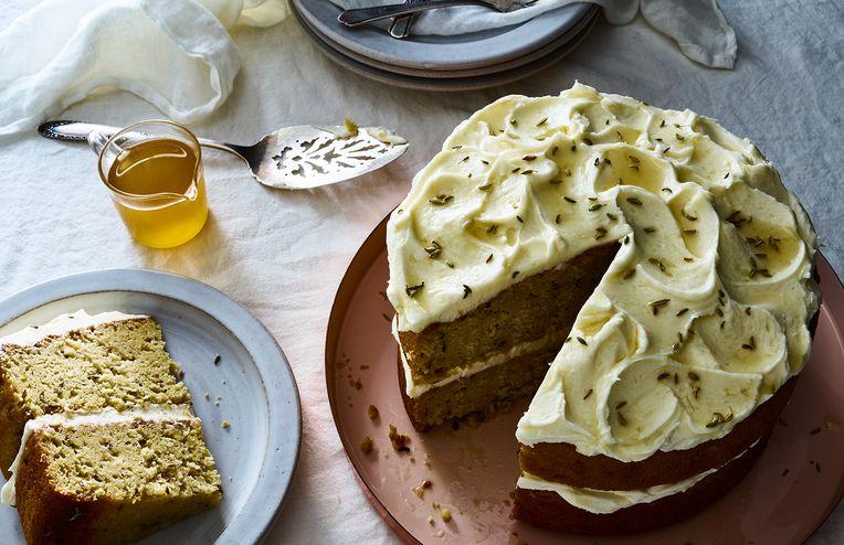 A Fennel Honey Cake as Sweet as Its Backstory