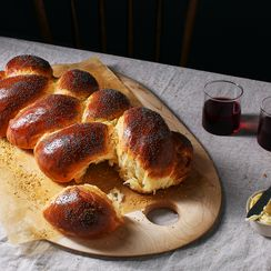 This Challah Was On My Grandmother's Table Every Friday Night
