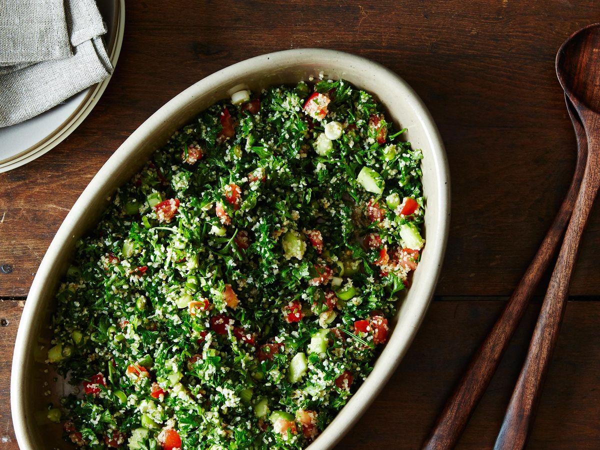 My Mother's Lebanese Tabbouleh Recipe on Food52
