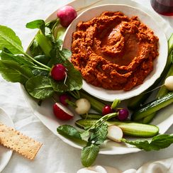 "Spicy, Smoky Vegan ""Chorizo"" Dip"