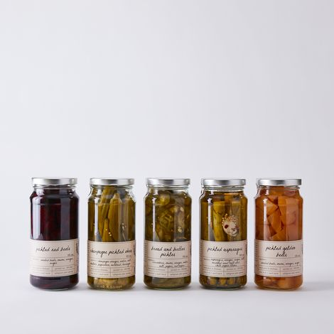 Stone Hollow Farmstead Pickles (Set of 2)