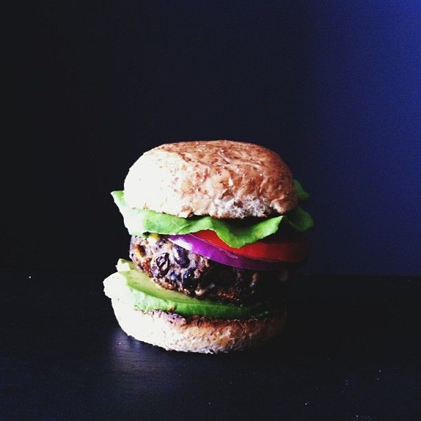 Veggie Burger from Food52