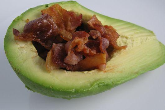 Bacon Chipoltle Guacamole!