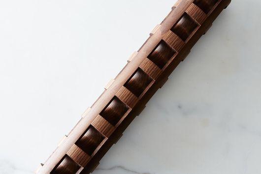 Walnut Ravioli Rolling Pin